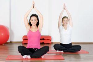 Йога при остеохондрозе шейного отдела позвоночника, видео