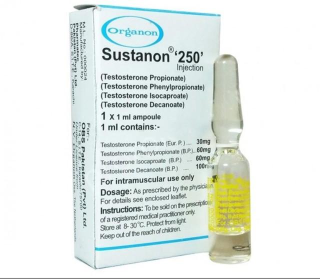 Сустанон 250 - инструкция по применению, отзывы, цена, аналоги