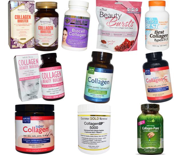 Коллаген для суставов, волос и лица - отзывы, таблетки, капсулы