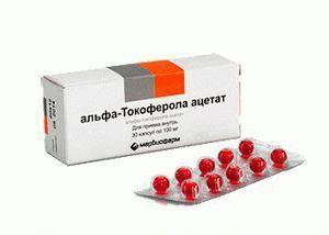 Токоферола Ацетат - инструкция по применению, что это такое, цена, отзывы