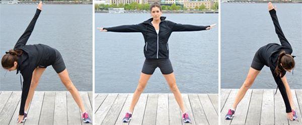 Комплекс упражнений при остеохондрозе позвоночника - видео для спины