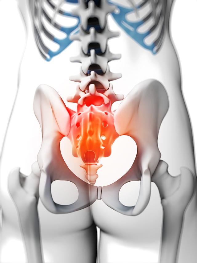 Боль в крестцовом отделе позвоночника у женщин - симптомы и лечение
