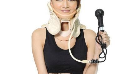 Корсет для шеи, бандаж, ортопедический воротник при остеохондрозе