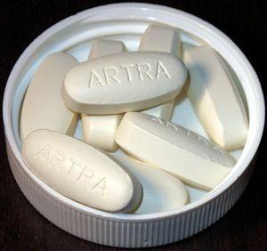 Артра - отзывы, таблетки, лекарственный препарат для суставов