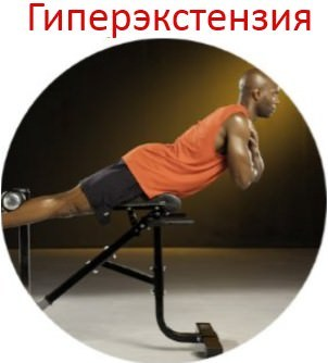 Гиперэкстензия для спины - что это и как правильно делать упражнения