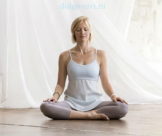 Йога при остеохондрозе поясничного отдела позвоночника, видео