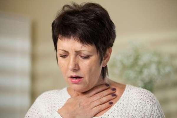 Одышка при остеохондрозе грудного отдела - симптомы, виды, тяжело дышать