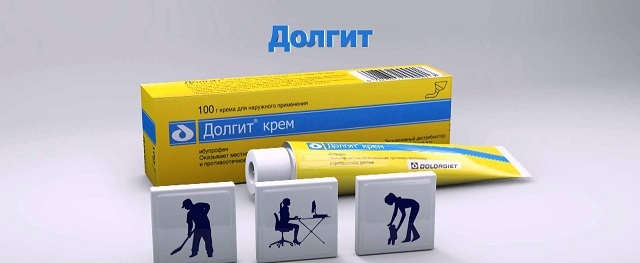Долгит - крем, инструкция по применению, цена, отзывы, гель, мазь, от чего помогает