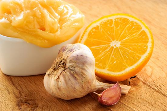 Лечение лимоном и чесноком остеохондроза - настойка, рецепты