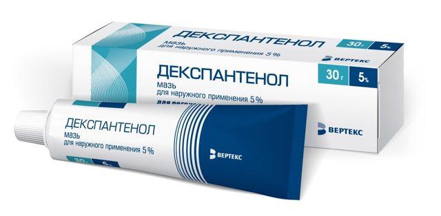 Декспантенол - инструкция по применению, цена, мазь, отзывы, для чего, крем