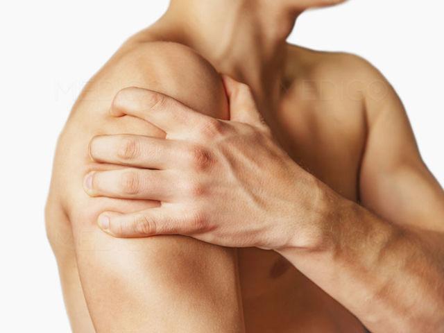 Остеохондроз плечевого сустава - симптомы и лечение, синдром