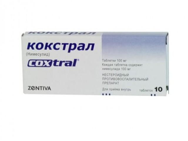 Нимика - инструкция по применению, таблетки, цена, отзывы, аналоги, от чего
