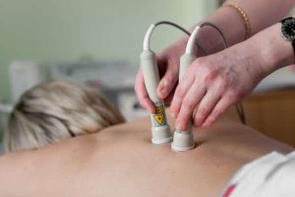 Лазеротерапия при остеохондрозе шейного отдела