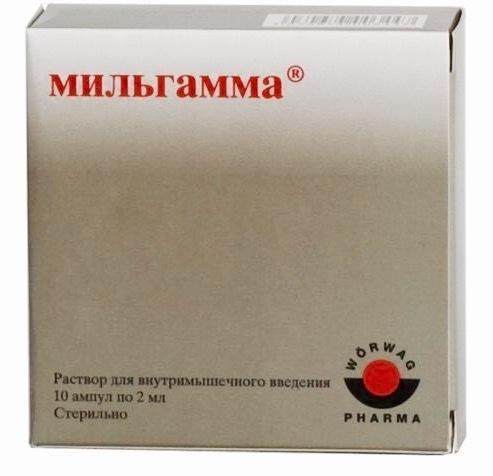 Мильгамма - инструкция по применению, цена, отзывы, уколы, аналоги, таблетки, состав
