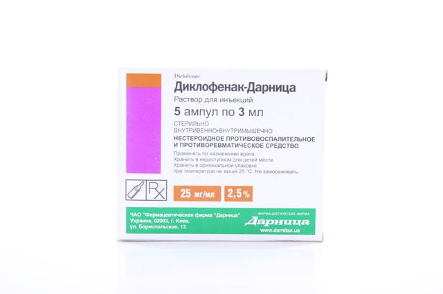 Противовоспалительные препараты для суставов - список