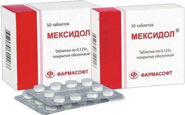 Сосудорасширяющие препараты при остеохондрозе шеи, для головного мозга