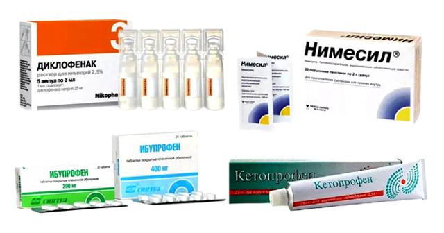 Таблетки от остеохондроза - какие пить для лечения боли, виды
