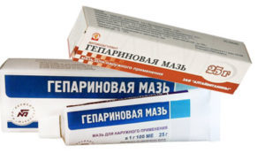 Гепарин - инструкция по применению, уколы, мазь, для чего, гель, отзывы, цена