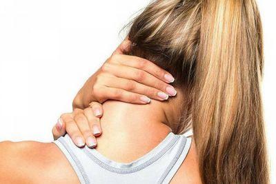 Самомассаж при шейном остеохондрозе - видео