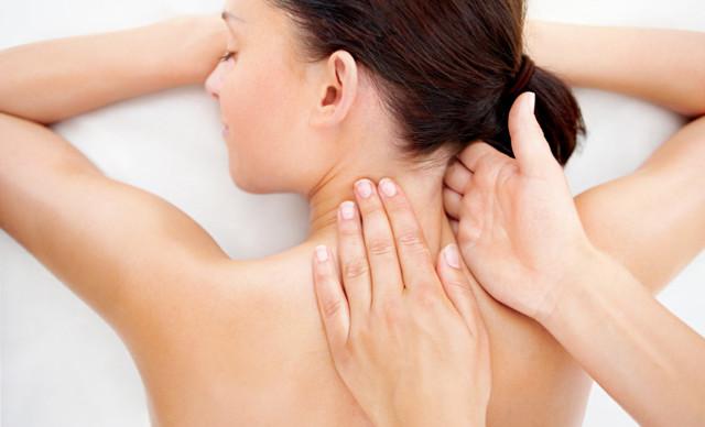Массаж шеи при остеохондрозе шейного отдела позвоночника - видео