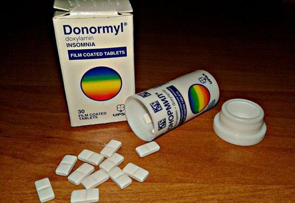 Донормил - инструкция по применению, цена, отзывы, аналоги, таблетки