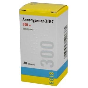 Аллопуринол - инструкция по применению, цена, отзывы, аналоги, эгис