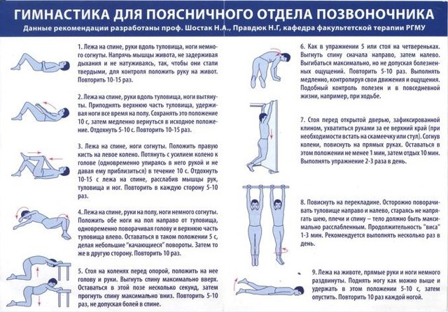очень хороший какие упражнения при остеохондрозе поясничного отдела принимаю. Вопрос интересен