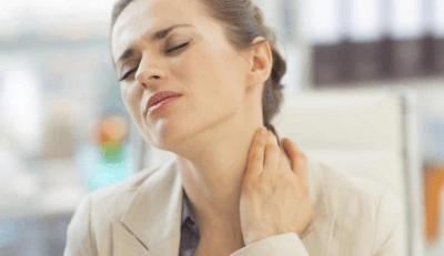 Обострение остеохондроза шейного отдела - симптомы и лечение