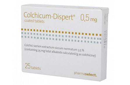 Колхицин - инструкция по применению, цена, отзывы, аналоги