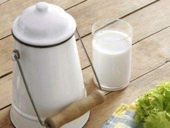 Можно ли пить молоко во время диеты