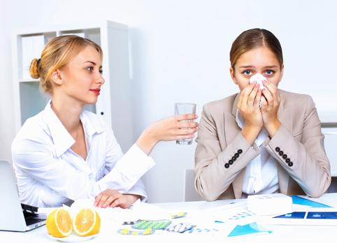 Как отличить простуду от гриппа