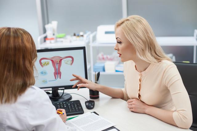 Болезни матки у женщин симптомы