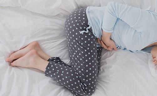 Болит киста яичника: что делать