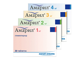 Глимепирид: инструкция по применению, аналоги, формы выпуска