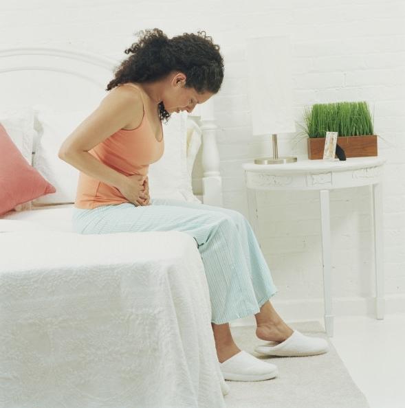 Режущая боль в конце мочеиспускания у женщин