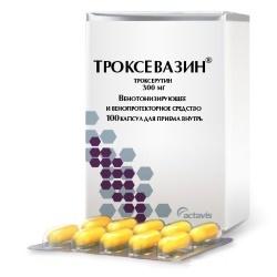 Троксевазин при геморрое - инструкция по применению и отзывы