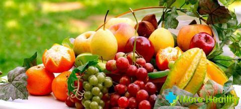 Какие фрукты и ягоды можно при панкреатите