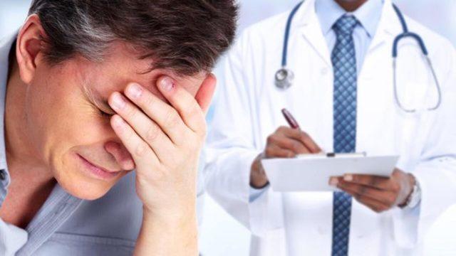 При кашле отдаёт болью в голову