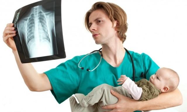 Лечение обструктивного бронхита у грудничков