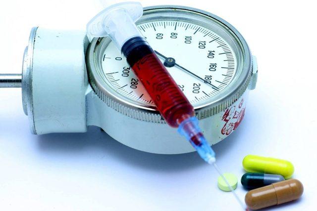 Уколы от давления: препараты для экстренного снижения АД