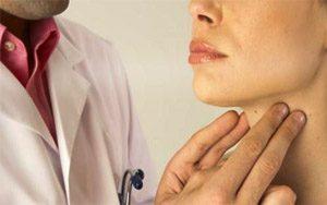 Киста щитовидной железы: симптомы и лечение