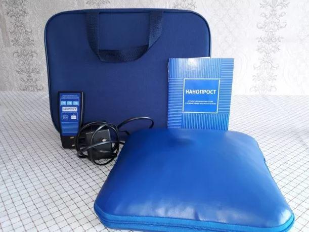 Принцип работы электромагнитного аппарата Ранет для лечения простатита