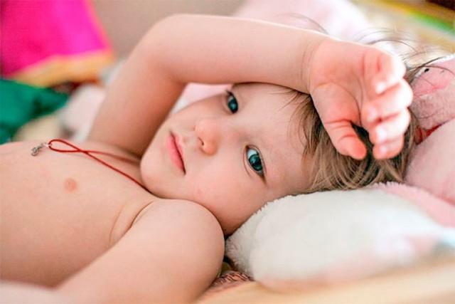 Повышенная потливость у ребенка: причины