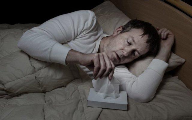 Потливость по ночам у мужчин: причины