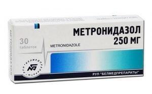 Как принимать метронидазол при трихомониазе