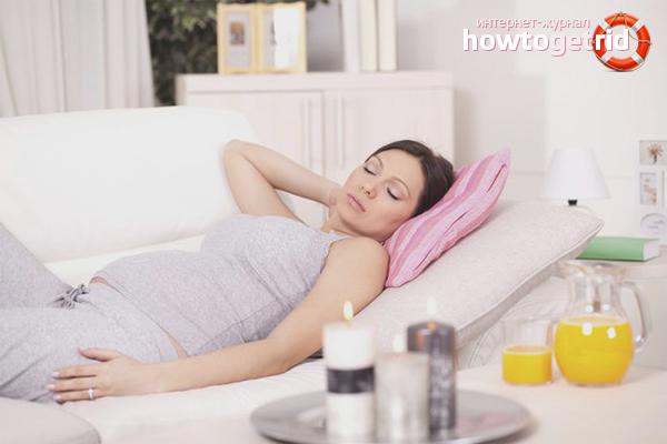 Как быстро вылечить насморк при беременности