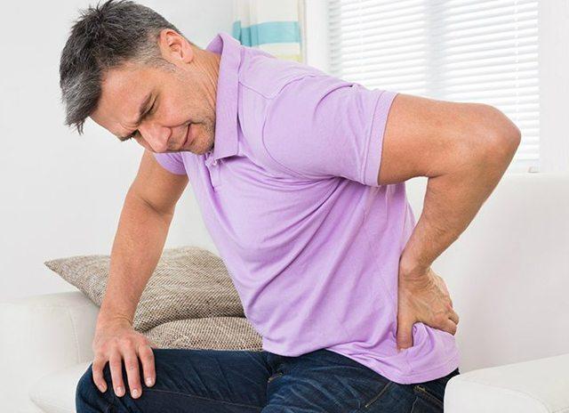 Как снять боли в спине при простатите лечение простатита прополюсом