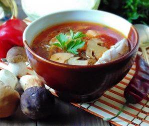Борщ для похудения: диетический, холодный, можно ли есть, рецепт, с сельдереем, куриной грудкой, на кефире, полезен ли