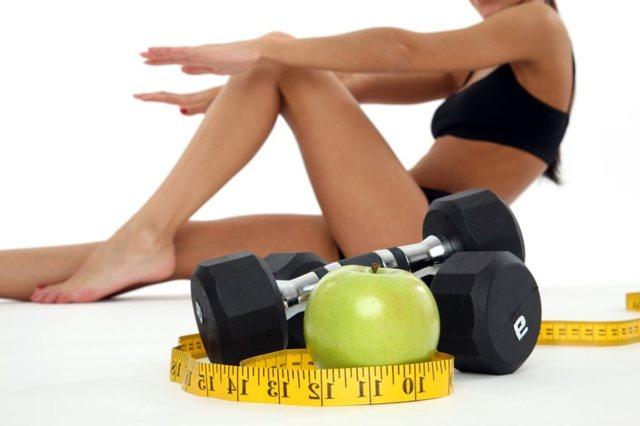 Режим дня для похудения