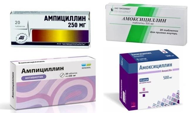 АМОКСИЦИЛЛИН и ДОКСИЦИКЛИН: что лучше и в чем разница (отличие составов, отзывы врачей)